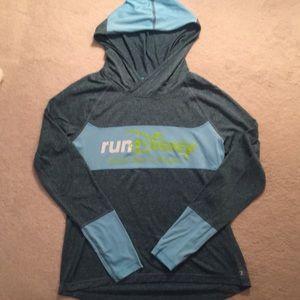 Run Disney - Long Sleeve Running Shirt